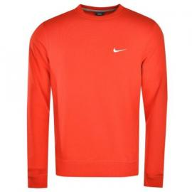 Mikina Nike Fundamentals Fleece Sweatshirt Mens Red