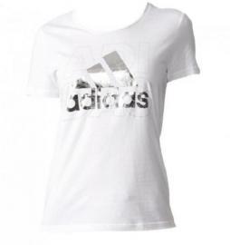 Tričko Mens fOIL Logo T-Shirt White