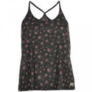 Ocean Pacific All Over Print Vest Ladies Black