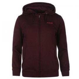 LA Gear Full Zip Hoody Ladies  Purple