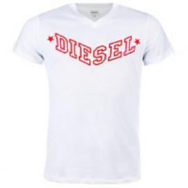Tričko Diesel Mens T-Kritil S T-Shirt White