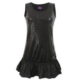 Dámské šaty Iska- Černé