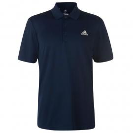 Adidas adiperform Golf Polo Shirt Mens Dark Slate