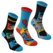 Ponožky DC Socks 3 Pack Boys -