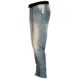 Dámské kalhoty Bench- Modré  Velikost - 36 palců