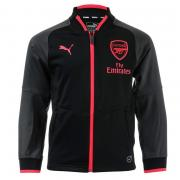 Bunda Puma Junior Boys Arsenal FC Stadium Jacket Black