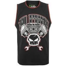 Pánské tričko No Fear - černé