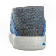 Skechers Children Boys Lil Lad Mid Pump Trainer Grey blue