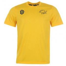 Pánské triko Pelé - žlutá
