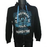 Mikina Blumenwear fashion černá
