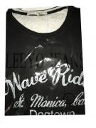 Pánské triko s krátkým rukávem Nave Riders černá