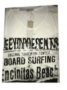 Pánské triko s krátkým rukávem Leeyo Present bílá