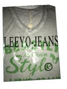 Pánské triko s krátkým rukávem BEASTLY ITALIAN STYLE  šedá