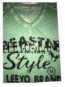 Pánské triko s krátkým rukávem BEASTLY ITALIAN STYLE  zelená
