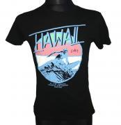 Pánské tričko s krátkým rukávem černá