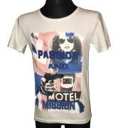 Pánské tričko s krátkým rukávem MEGAMAN bílá