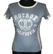 Dámské tričko s krátkým rukávem Hotrox California 1961 modrá