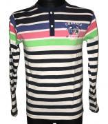 Chlapecké tričko s dlouhým rukávem Westsix Royal 1921 tmavě modrá