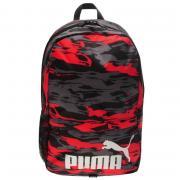 Puma Mini Backpack Black/Red