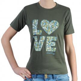 Dámské triko O´Neill zelená