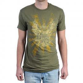 Pánské triko Billabong zelená Velikost - S