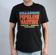 Pánské triko Billabong černá
