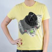 Dámské triko Mightee žlutá