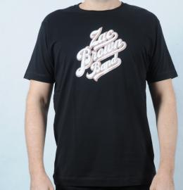 Pánské triko Continental Zac Brown Band černá