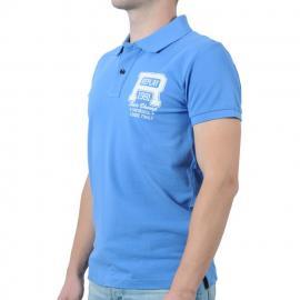 Pánské triko Replay světle modrá