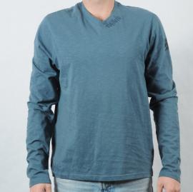 Pánské triko Guess modrá