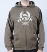 Pánská mikina s kapucí Hawk