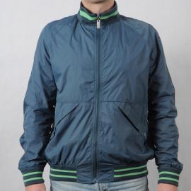 Pánská bunda Boxfresh modrá/zelená