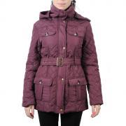 Dámská bunda Glamorous fialová