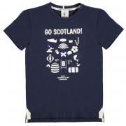 Tričko Rugby World Cup 2019 Go Team T Shirt Junior Boys Scotland