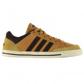 Adidas Cacity Leather Trainers Mens Mesa/DkBrown