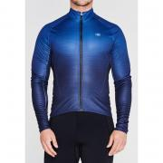 Sugoi RS Train Long Sleeve Jersey Mens Royal/Line Prin