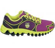 Dámské sportovní běžecké boty K-Swiss Tubes 100 - fialovo/žluté