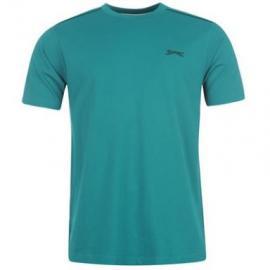 Pánské tričko Slazenger - světle modré