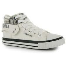 Dámské sportovní boty British Knight - bílo černé