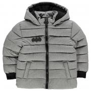 Bunda Character Padded Coat Infant Boys Batman