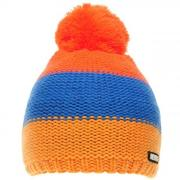Nevica Krvavec Beanie Juniors Orange/Blue