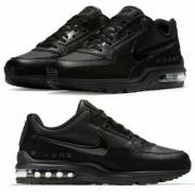 Nike Air Max LTD 3 Mens Trainers Triple Black