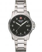 Swiss Alpine Military SAM7011.1137 Silver