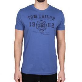 Pánské triko Tom Tailor  Blue